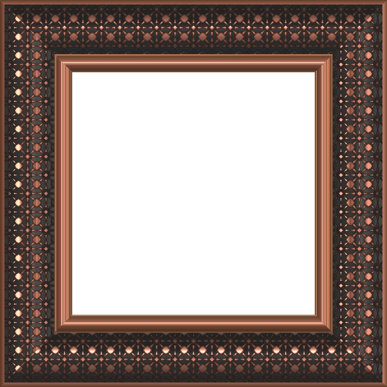 freebie: copper frame : HG Designs