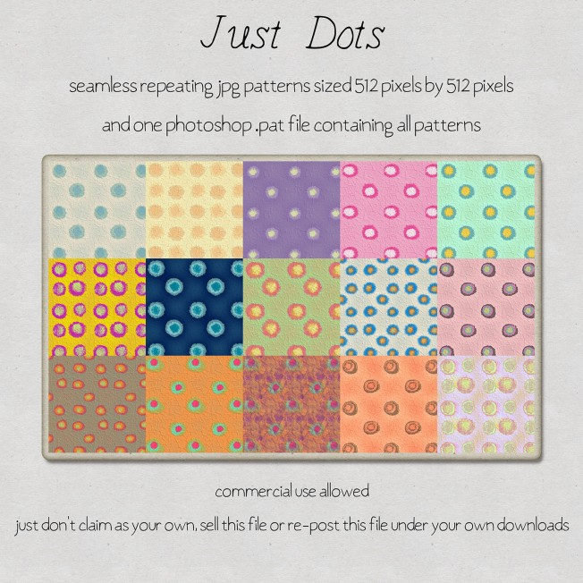 cu seamless dot patterns Hg-justdots-preview