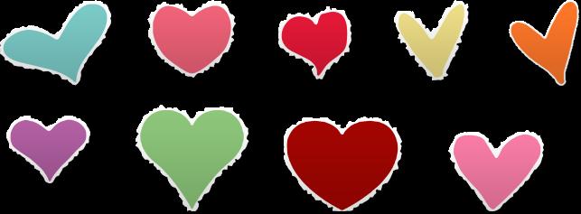 cu heart stickers Hg-cu-heart-stickers