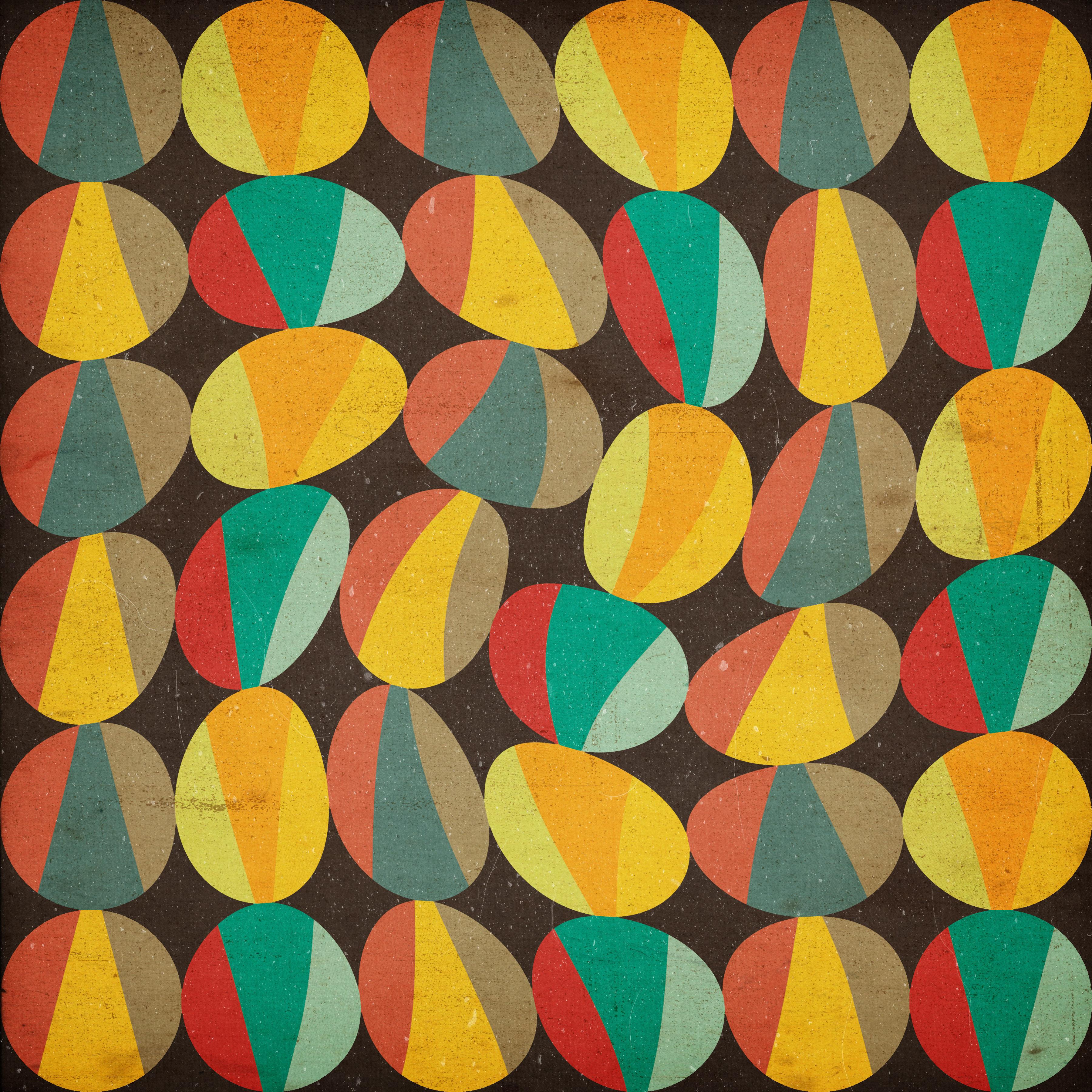 freebie: cu retro dots paper – HG Designs